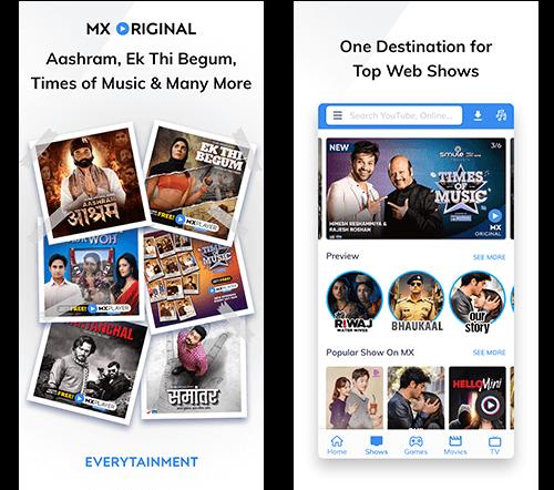 MX-Original-Web-Shows